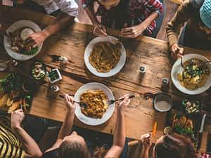 KIRAN Community Dining