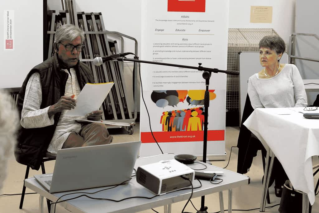 KIRAN Literary Meet || www.kiran.org.uk